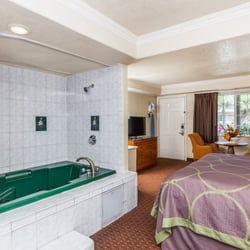 Awesome Photo Of Hotel Rose Garden   San Jose, CA, United States. Jacuzzi Rooms