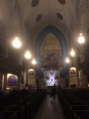 Shrine and Parish Church of the Holy Innocents 128 W 37th St