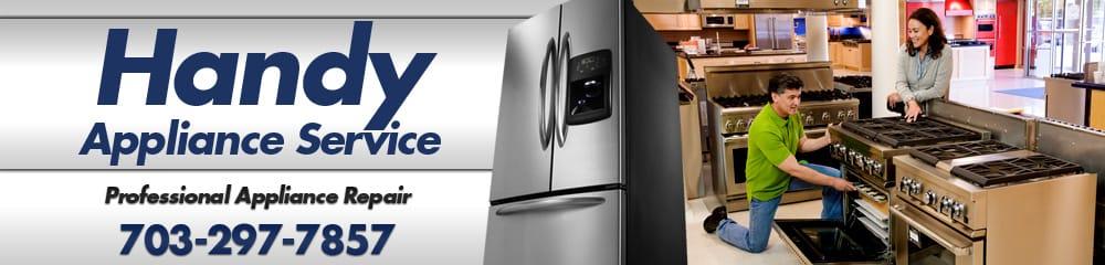 Handy Appliance Service: 12880 Booth Rd, Lovettsville, VA