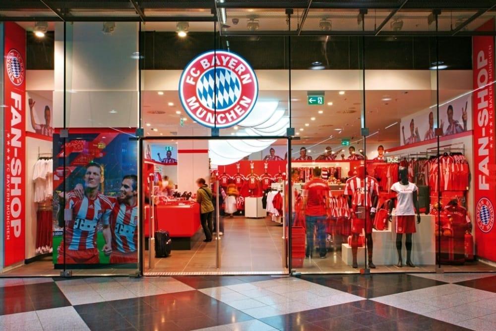 Fc Bayern Munchen Fan Shop Gift Card