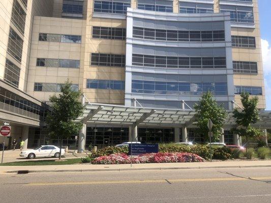 C  S  Mott Children's Hospital 1540 E Hospital Dr Ann Arbor