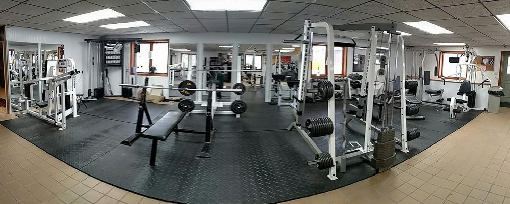 Today's Fitness: 109 Howard St, Tustin, MI