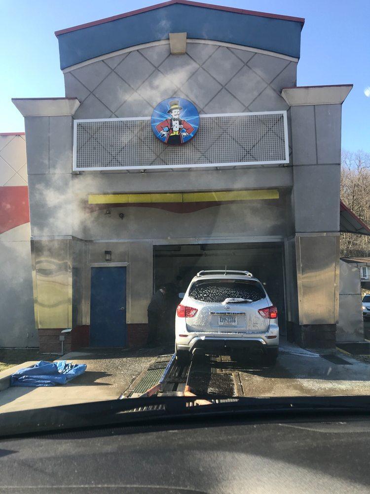 Mr Magic Car Wash: 2752 Banksville Rd, Pittsburgh, PA