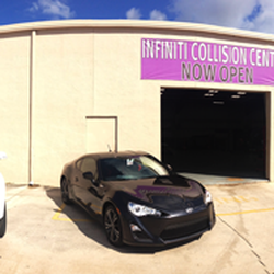 Infiniti Of Coconut Creek >> Infiniti Of Coconut Creek Collision Center Get Quote Body Shops