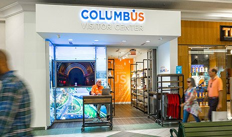 Experience Columbus Visitor Center - Easton