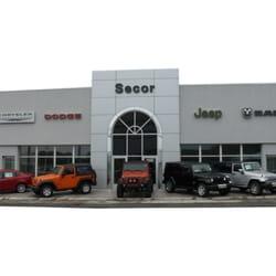Secor Chrysler Dodge Jeep Ram Car Dealers Broad St New - Chrysler dealership phone number