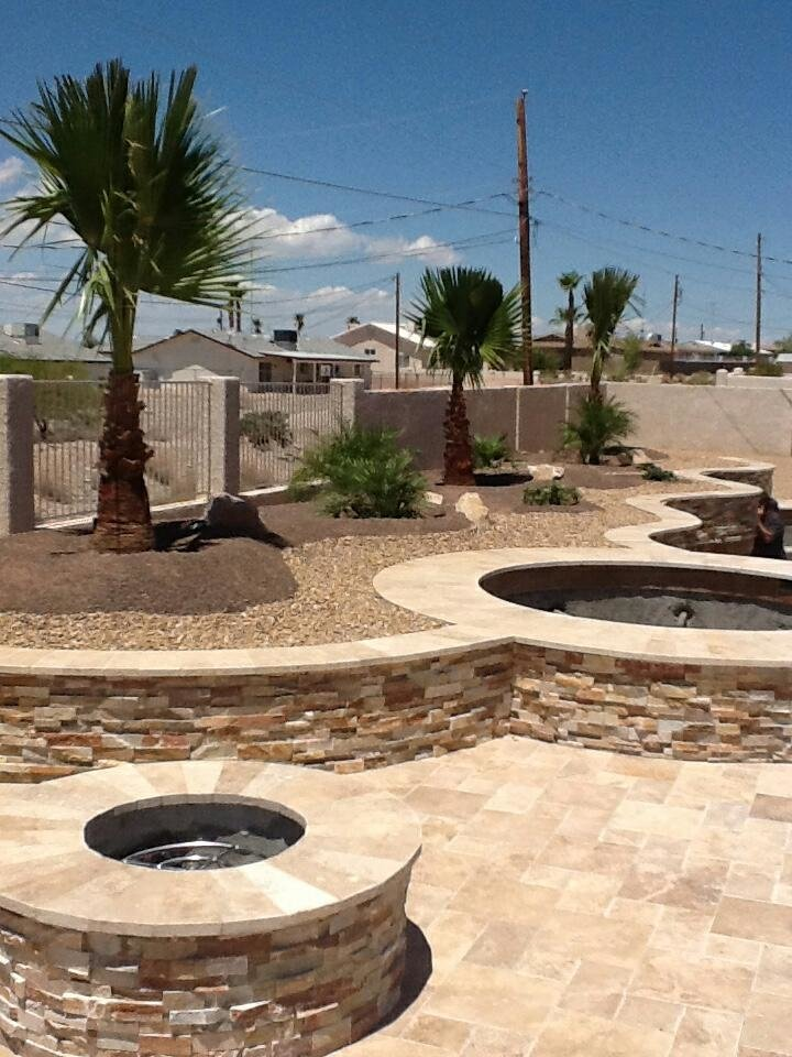 Diablo Landscaping: 3542 Amberwood Pl, Lake Havasu City, AZ