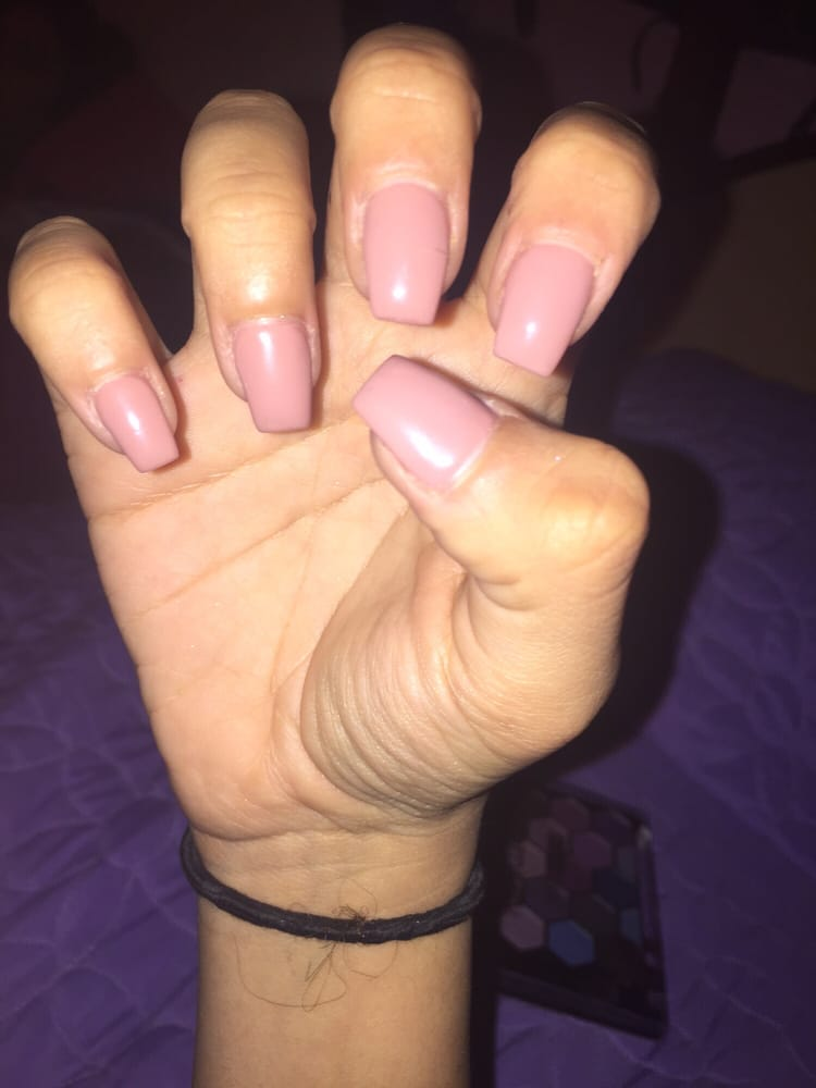 My Nails Look Decent But They Broke Afterwards
