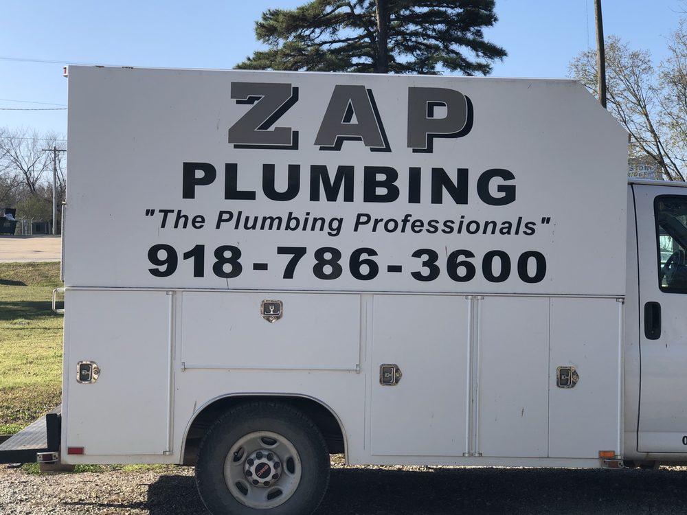 Zap Plumbing: 63210 E 290th Rd, Grove, OK