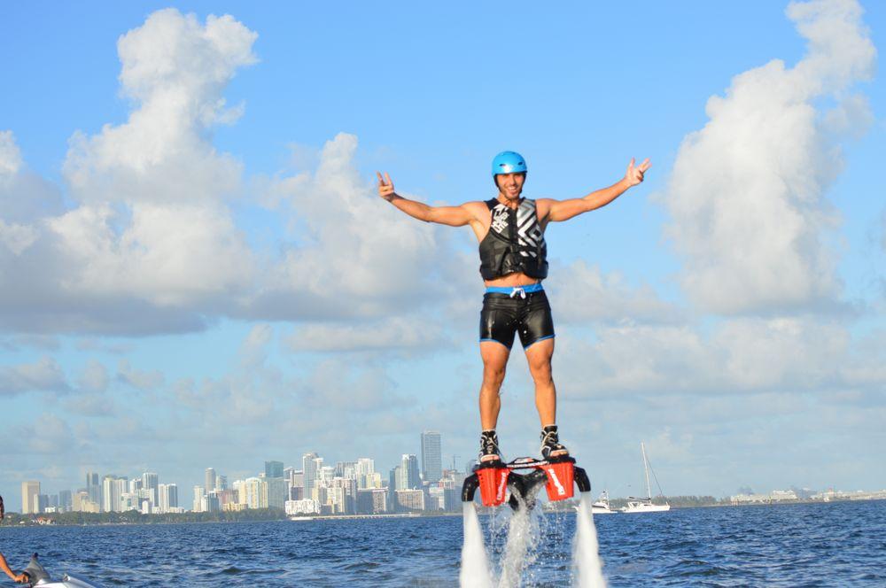 Miami Watersports: 3400 Pan American Dr, Miami, FL