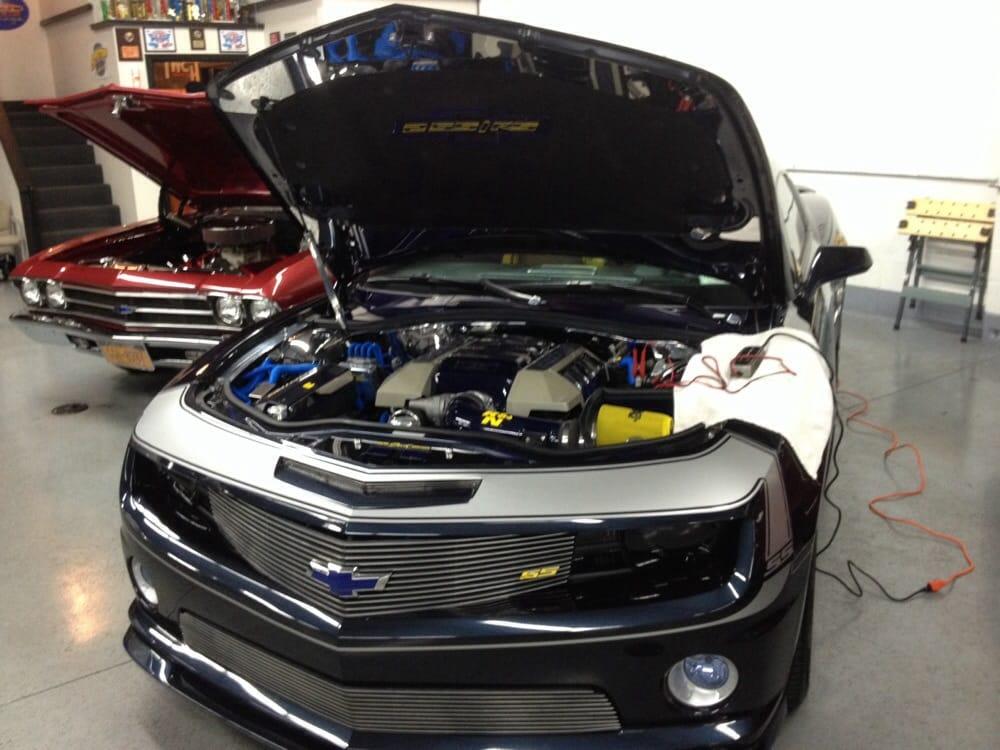 2013 camaro 2ss rs dusk edition yelp for Garage ww auto