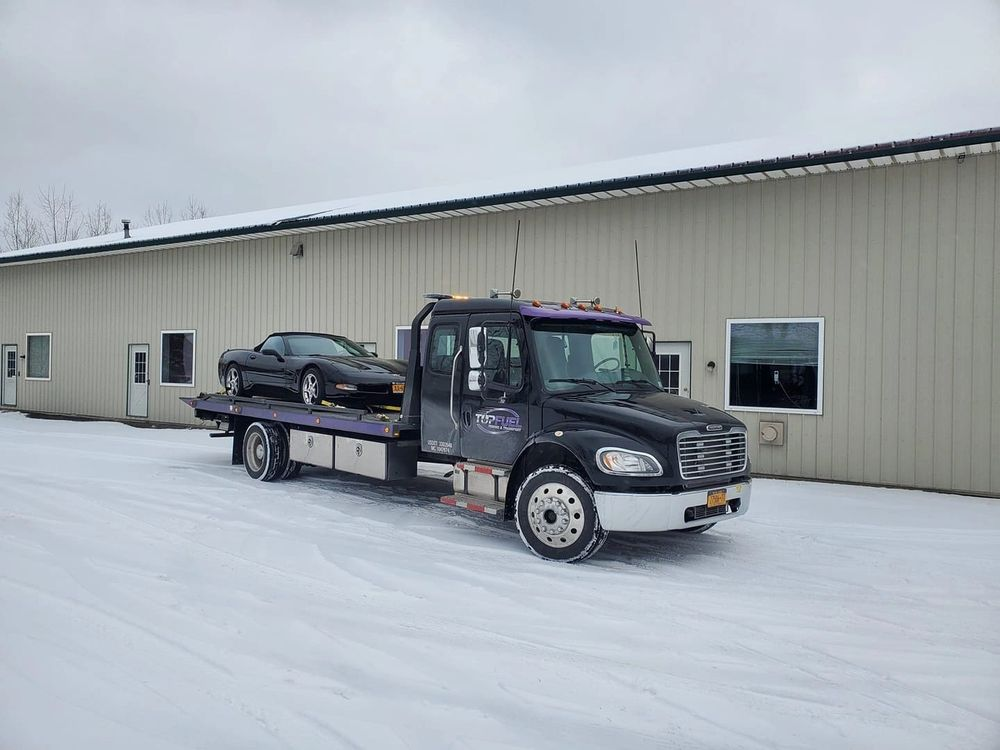 Towing business in Walworth, NY