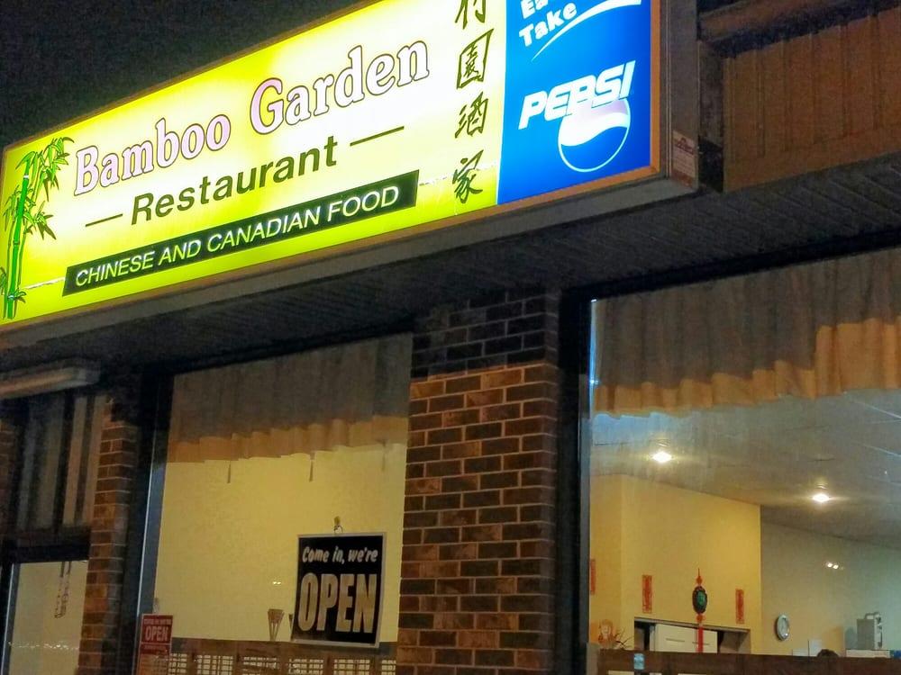 Bamboo Garden Restaurant Kinesisk 25 Hopeton Road Stratford Pe Canada