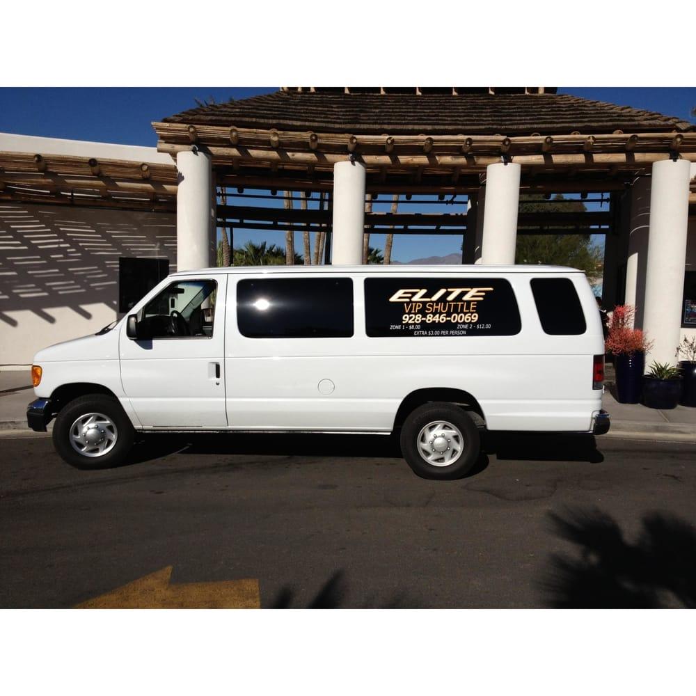Elite VIP Shuttle: Lake Havasu City, AZ