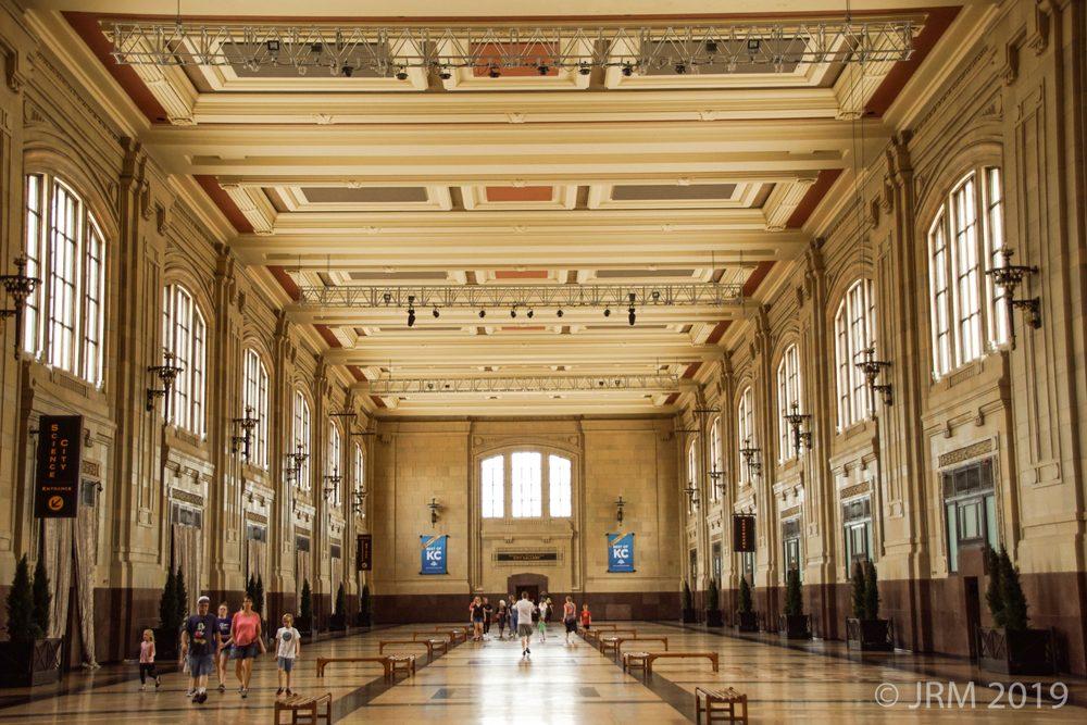 Social Spots from Union Station Kansas City
