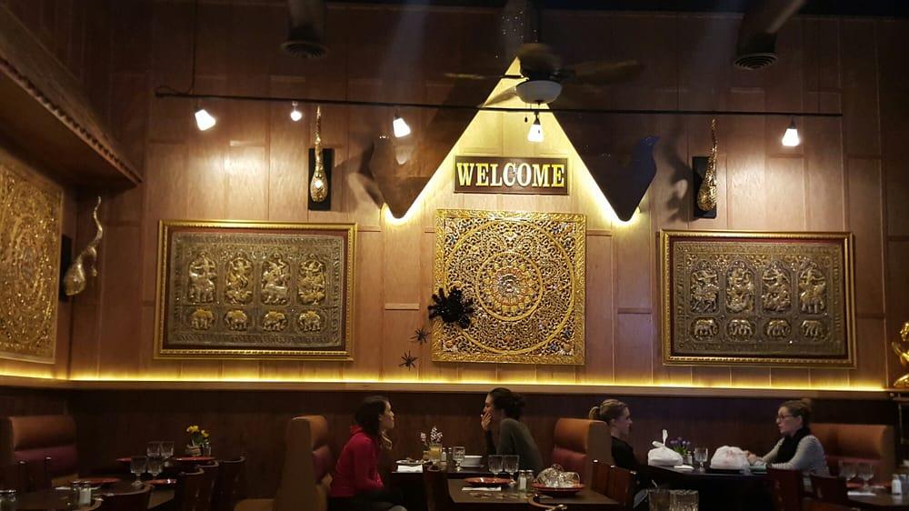 Interior yelp for Ayothaya thai cuisine