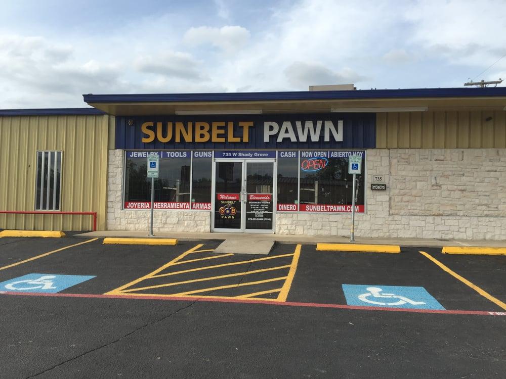 Sunbelt Jewelry & Loan: 735 W Shady Grove Rd, Irving, TX