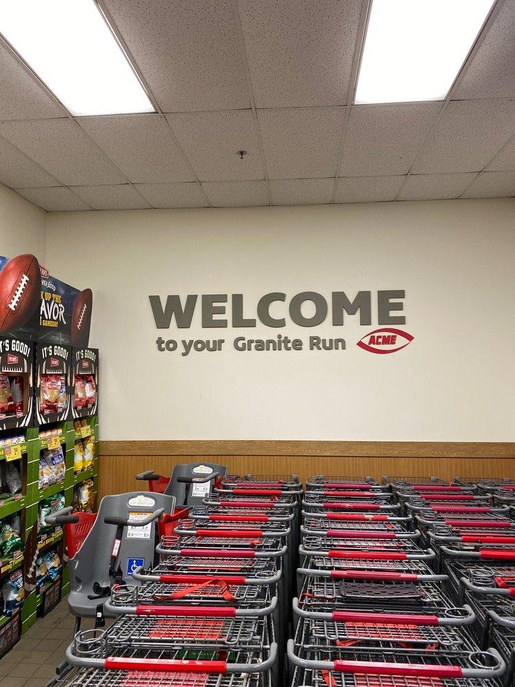 Acme-Sav-On: Granite Run Mall, Media, PA