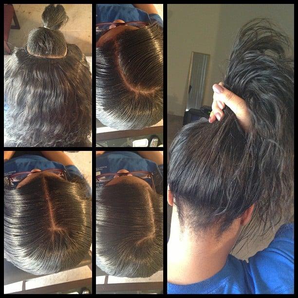 Glam Hair Closed Hair Extensions 62nd St North Encanto San