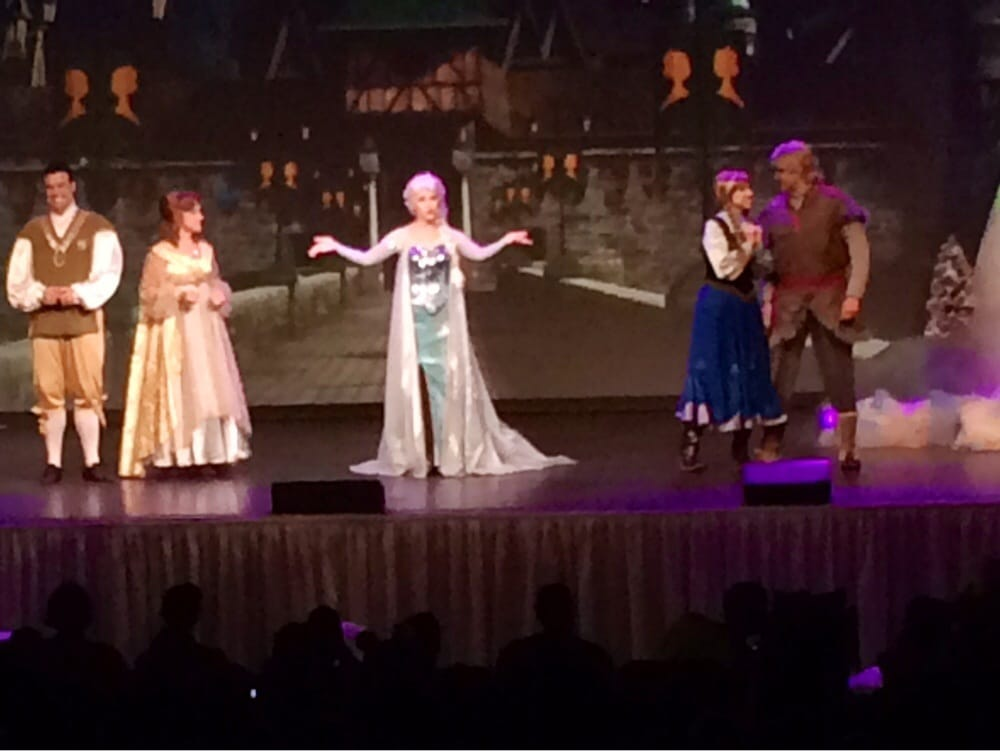 Photos for For The First Time In Forever: A Frozen Sing-Along ...