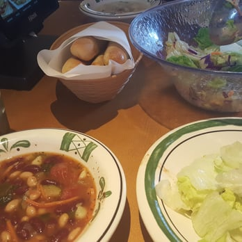 Photo Of Olive Garden Italian Restaurant   Addison, TX, United States.  UNLIMITED SOUP