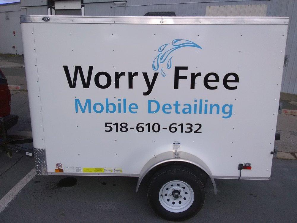 Worry Free Mobile Detailing: 137 Joslen Blvd, Hudson, NY