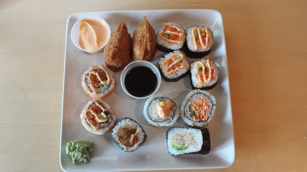 Sushi Ya Sushi: 401 Center St NE, Salem, OR