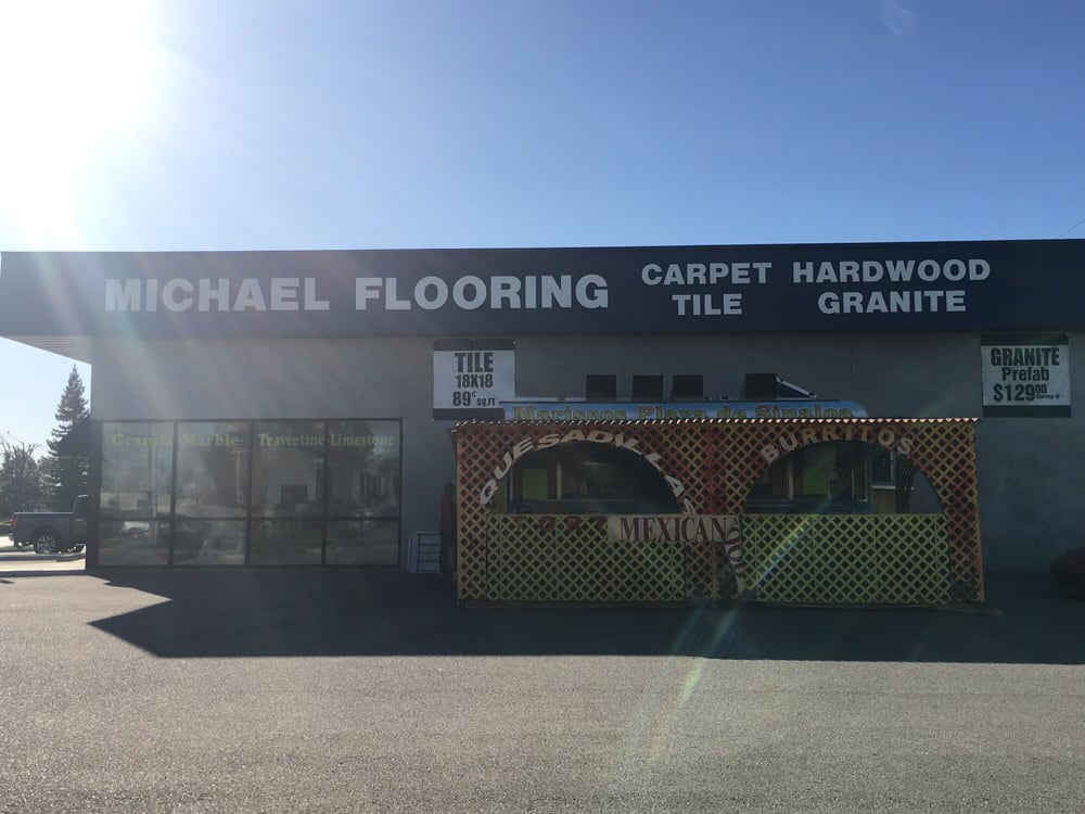 Small Structure Next To Michael Flooring New Name