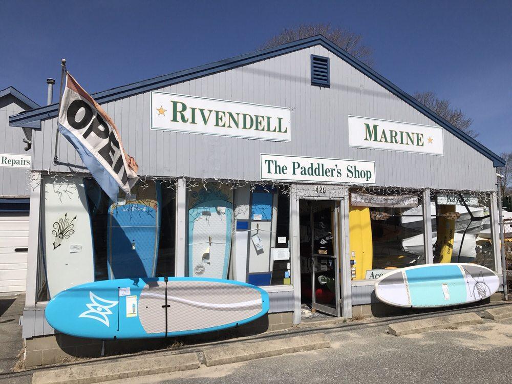 The Paddler's Shop: 420 Shore Rd, Pocasset, MA