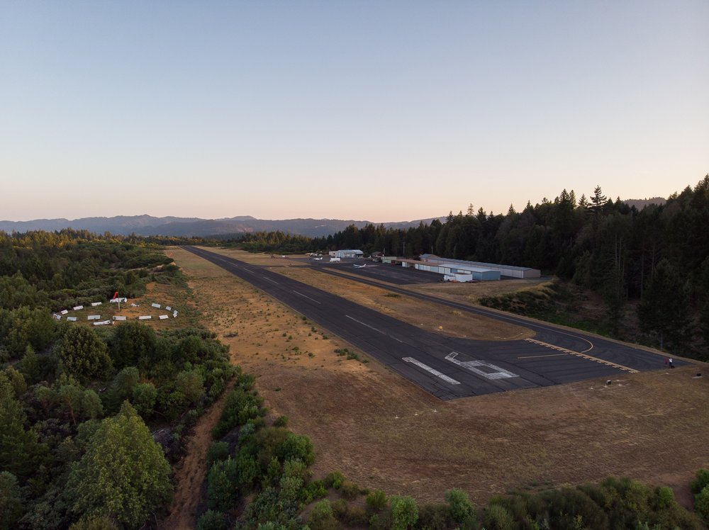 Willits Airport: 28320 Poppy Dr, Willits, CA