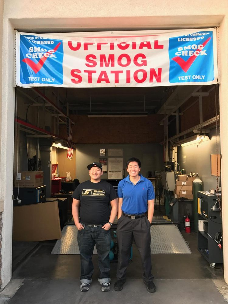 One Stop Smog: 1195 W Foothill Blvd, Azusa, CA