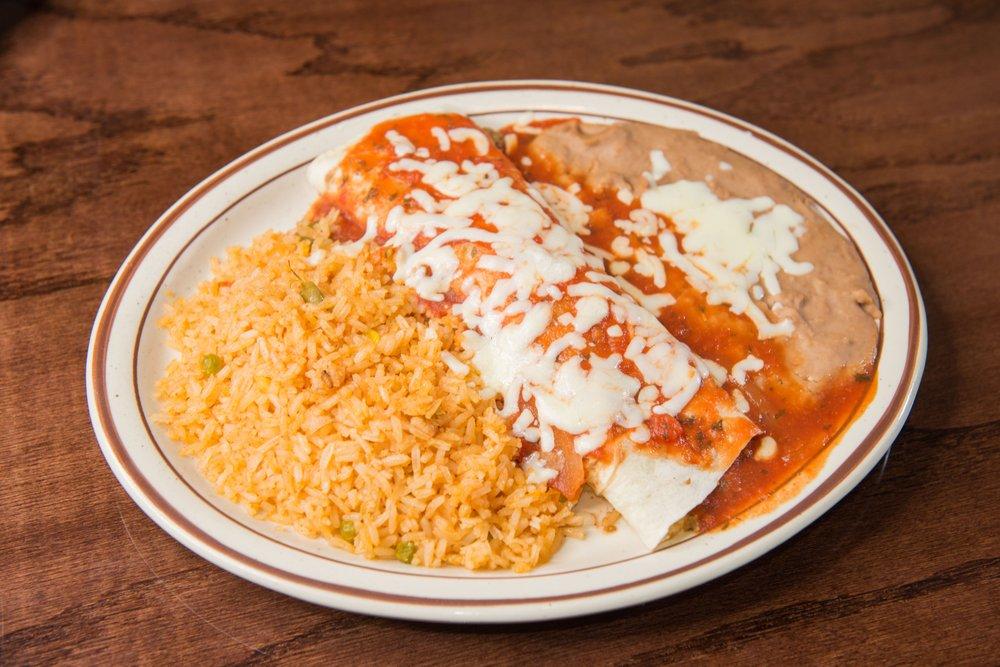 Limons Mexican Restaurant: 50 Lloyd Crye Dr, Henagar, AL