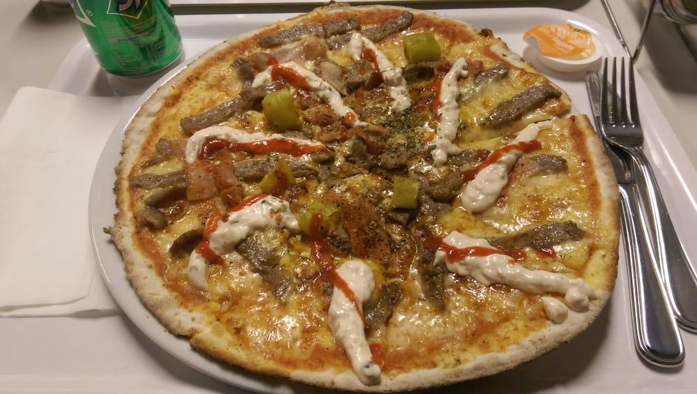 pizza i luleå