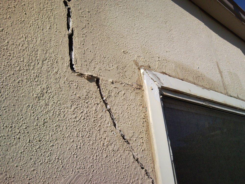 Exterior stucco cracks yelp - How to repair exterior stucco cracks ...