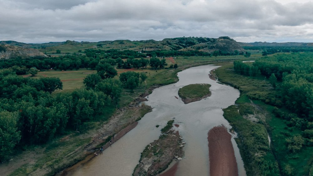 Sully Creek State Park: 14651 36th St, Medora, ND