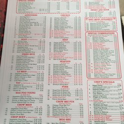 Photo Of Jade Garden   Magnolia, DE, United States. Menu
