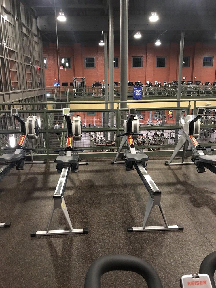 Cary Street Gym
