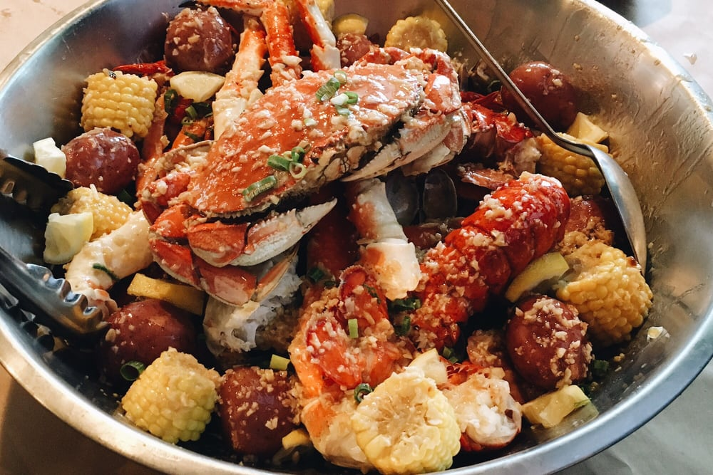 Da Crawfish and Crabshack: 590 Farrington Hwy, Kapolei, HI