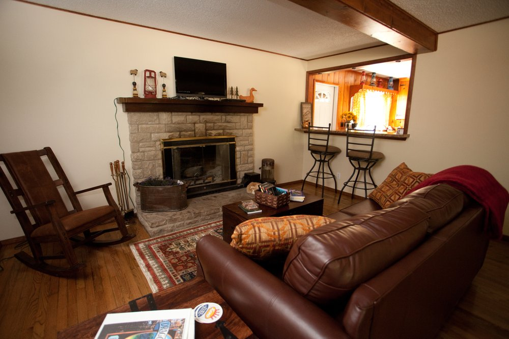 Dragonfly-In Resort Cabins: 16251 Hwy 21, Ironton, MO