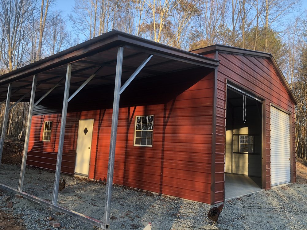 Viking Steel Structures: Mount Airy, NC
