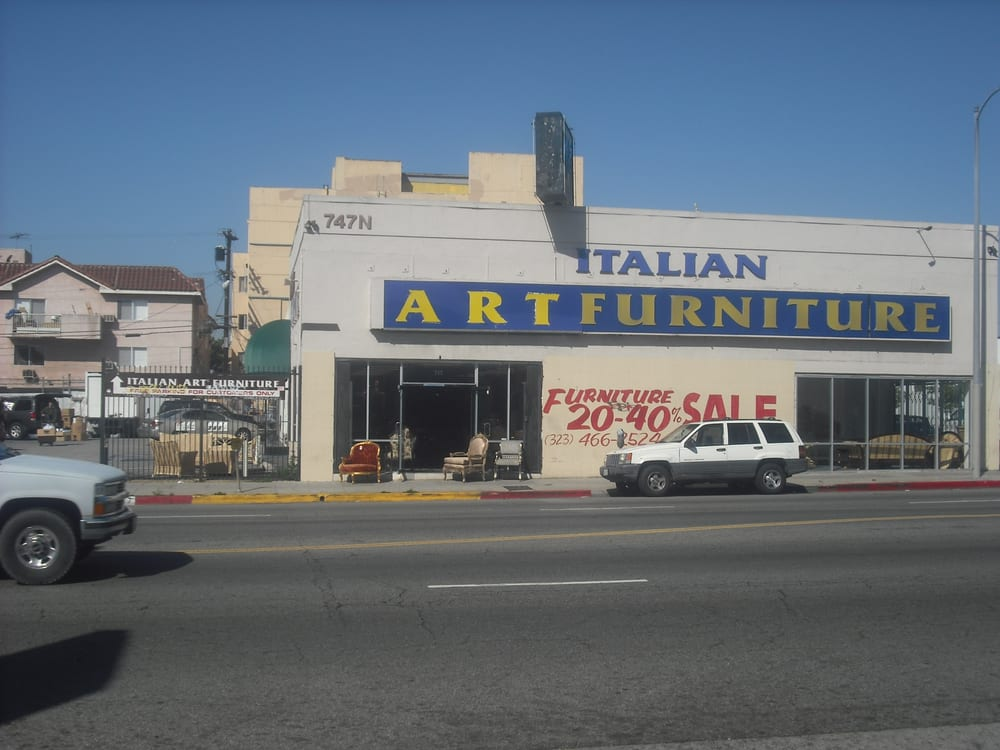 Italian Art Furniture