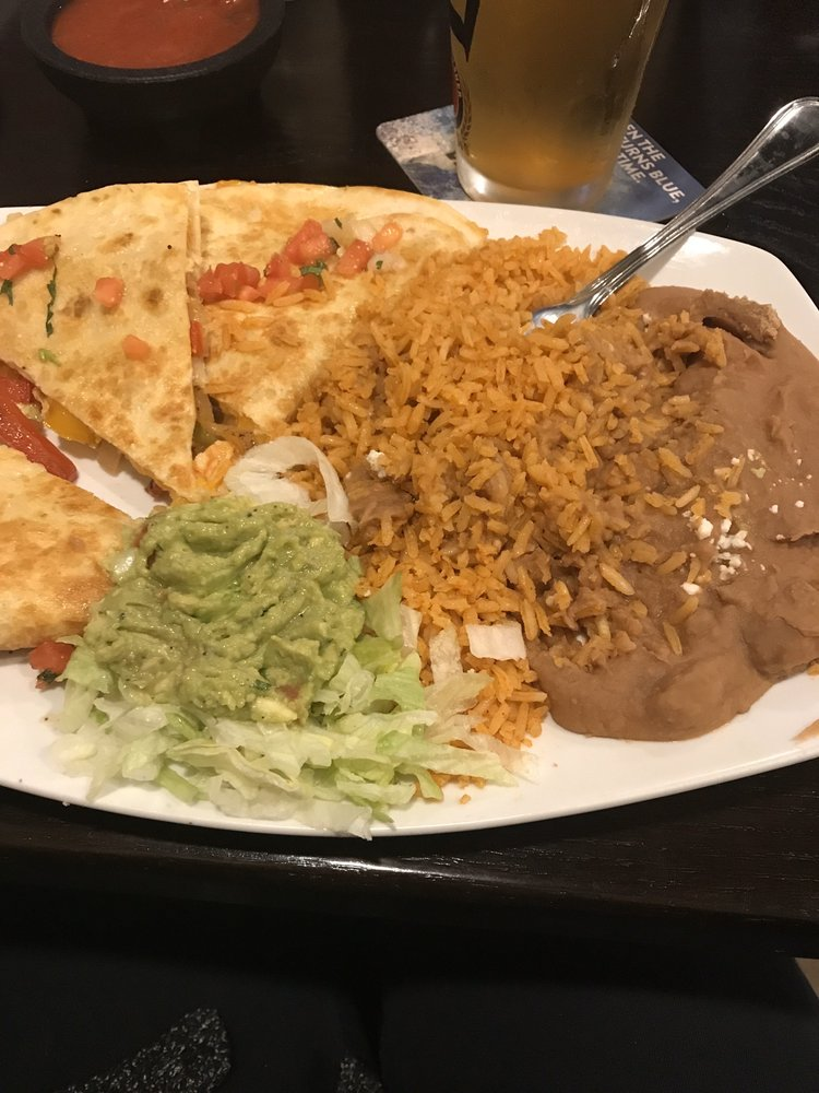 Amigos Mexican Grille: 10277 NC-109, Winston-Salem, NC