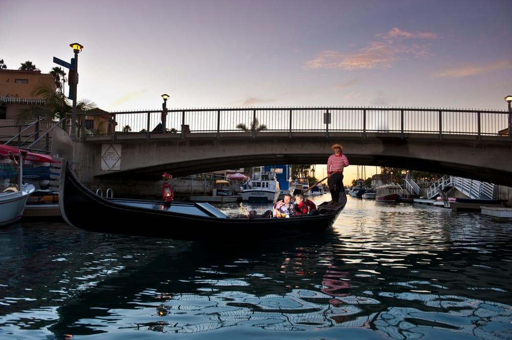 Gondola getaway 207 photos 223 reviews boat charters for Weekend getaway los angeles area