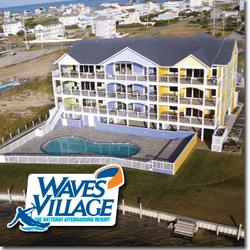 Photo Of Waves Village Rodanthe Nc United States