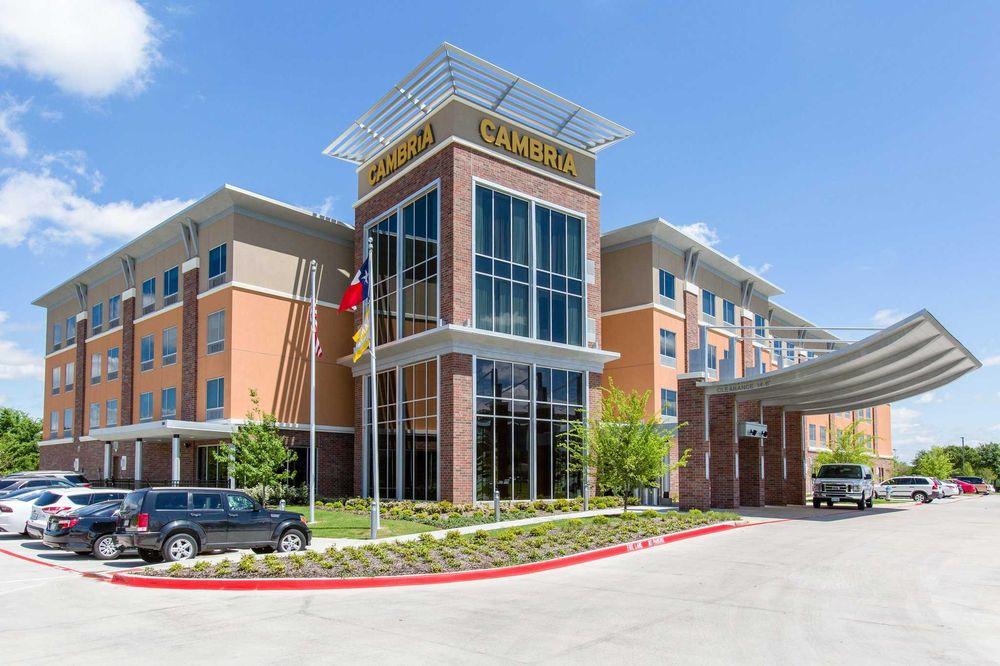 Cambria Hotel Plano Frisco: 7500 Parkwood Blvd, Plano, TX
