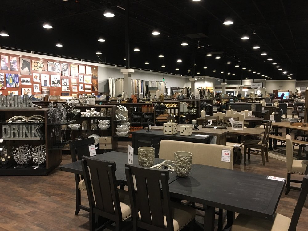 living spaces 92 photos 90 reviews furniture stores 700 s rampart blvd las vegas nv. Black Bedroom Furniture Sets. Home Design Ideas