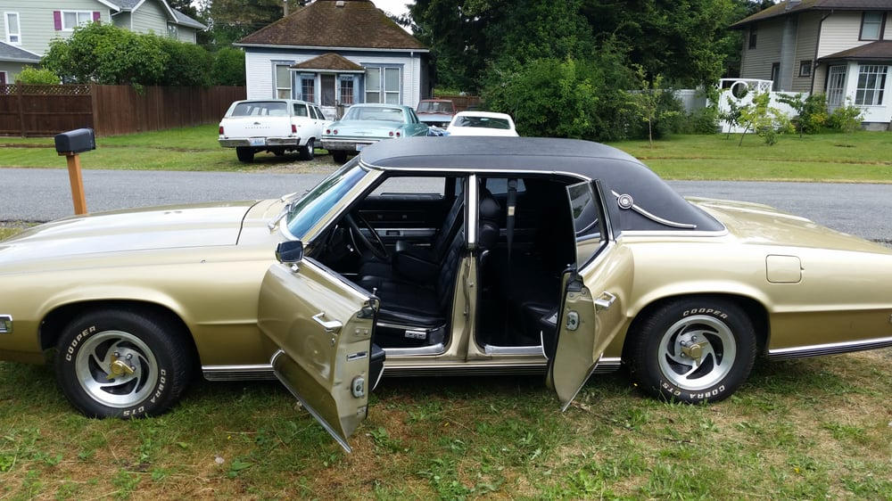 Photo of A Plus Mobile Mechanic Service - Seattle WA United States. 1969 & 1969 suicide doors Ford Thunderbird I got back on the road. The ...