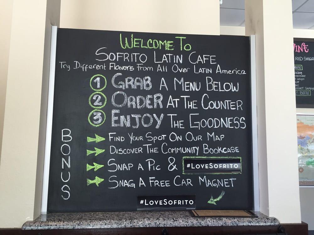 Cafe Five Eleven Menu