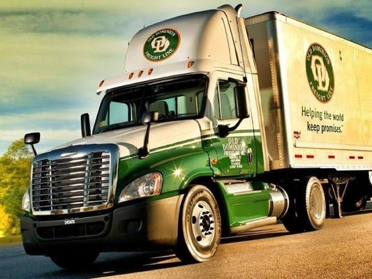 Old Dominion Freight Line - Shipping Centers - 300 ...
