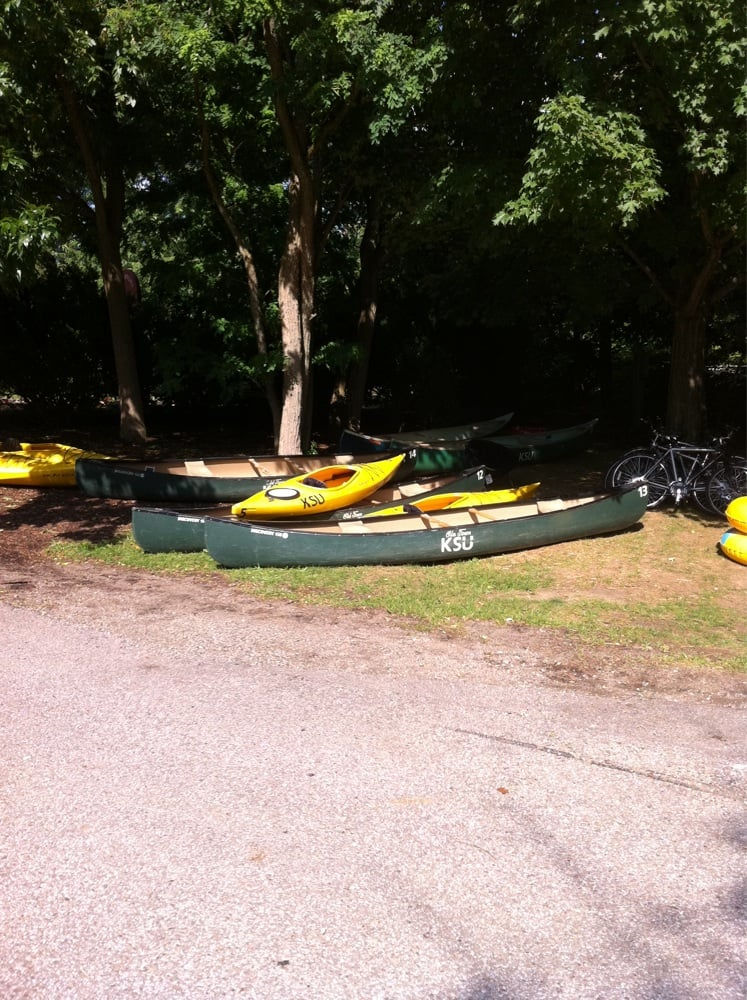 Crooked River Adventures: 100 Stow St, Kent, OH